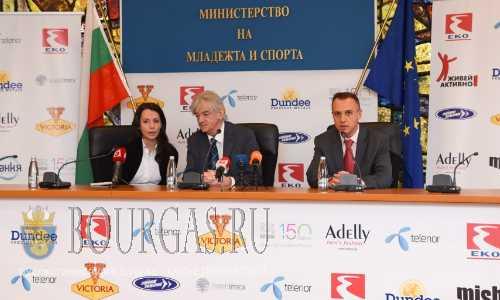 ЕВРО-2018 по футболу пройдет в Софии