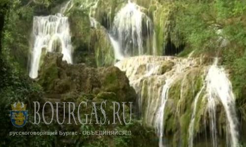 Крушунские водопады снова ждут туристов