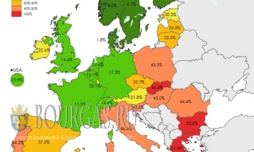 Молодые болгары не спешат покидать родительский дом