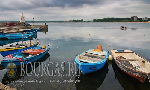Морской порт Приморско