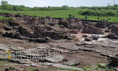 Национальный археологический заповедник Деултум