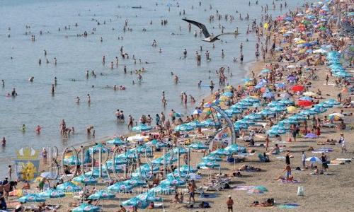 Не все пляжи Бургаса готовы к сезону, центральный пляж Бургаса