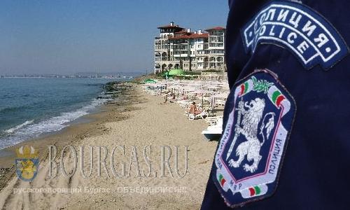 Полицию в болгарском Причерноморье ждет усиление