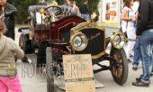 самый старый авто Болагрии - DION BUTON