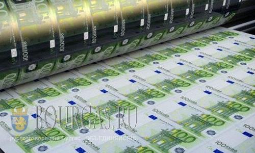 В Болгарии делают идеальные фальшивые евро-банкноты, евро в Болгарии, фальшивых банкнот Болгарии