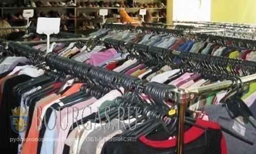 В Болгарии продают подделки брендовой одежды