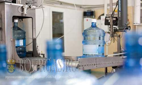 В Болгарии проверят качество бутилированной воды