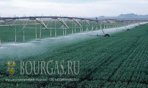 В Болгарии восстановят ирригационную систему