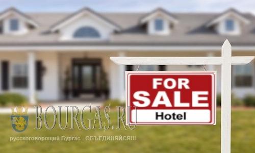 В болгарском Причерноморье продается более 200 отелей