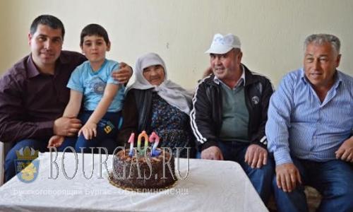 В болгарском селении Нановица появился свой долгожитель