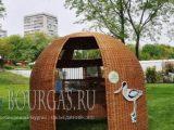 В Бургасе открылась выставка Флора 2016