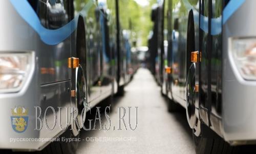 В Софии намечаются протесты водители автобусов