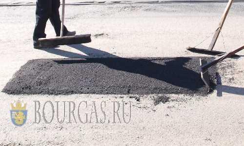В Софии потратят миллионы на ямочный ремонт