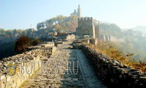 В Велико Тырново восстановят городскую цитадель Царевец