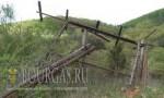 Великая Болгарская стена разрушается