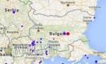 Серьезное землетрясение в Нова Загора Болгария