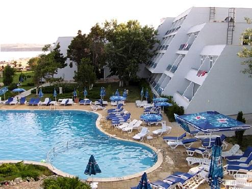 Luca Helios Beach отель