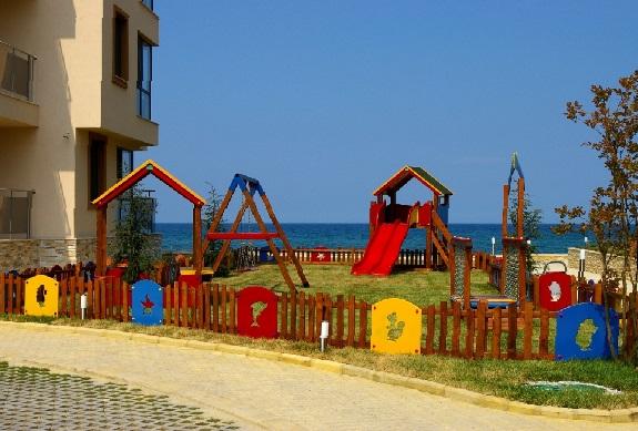 Obzor Beach Resort детская площядка