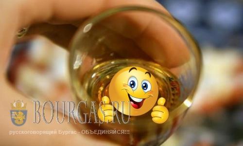 Болгарская ракия полезна для Вашего здоровья