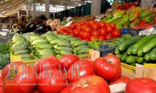 Болгарские овощи и фрукты купить в Болгарии не просто