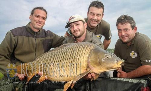 Болгарские рыбаки лучшие в Европе