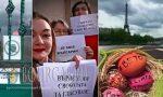 Болгары проживающие заграницей протестуют