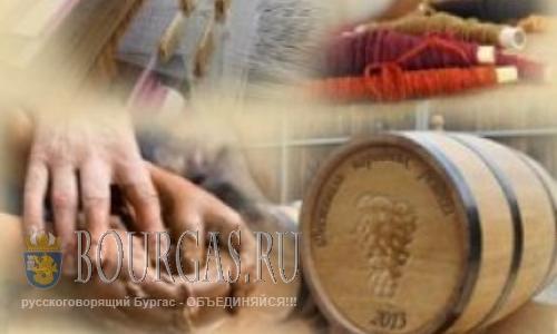 Фестиваль ремесел проходит в болгарском селении Орешак