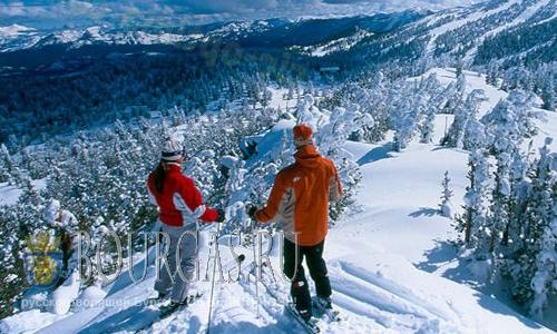 горнолыжные курорты Болгарии, на горнолыжных курортах Болгарии