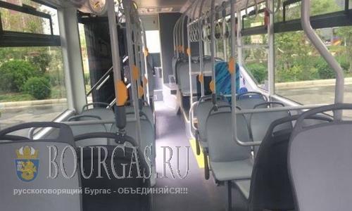 Городские автобусы в Софии станут еще комфортнее