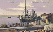 Морской Порт Бургаса - 1903 год