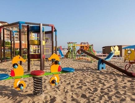 Болгария, отель Sol Luna Bay Bay детская площадка в г. Обзор