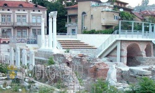 Пловдив один из старейших городов Мира