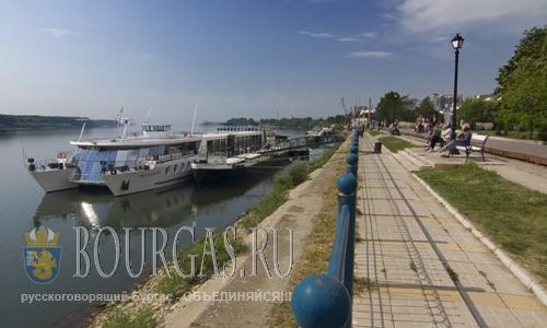 речной порт Видин Болгария
