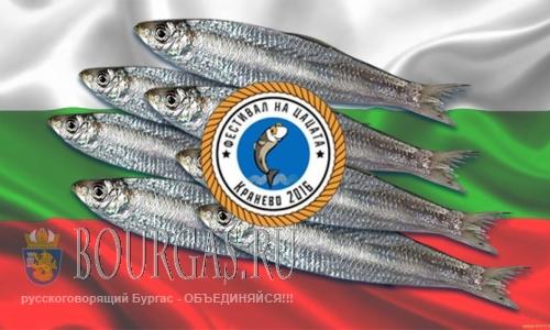 Рыбный фестиваль цацаты откроет сезон в Кранево