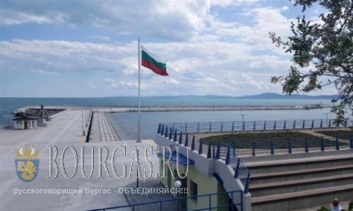 Рыбный порт в городе Поморие заработал