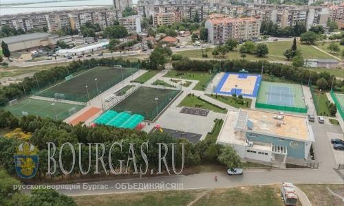 Спортивный Бургас
