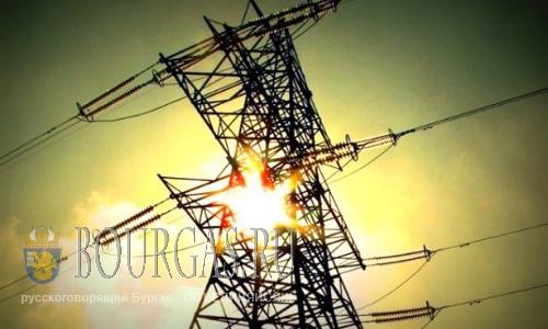 Спрос на болгарскую электроэнергию снижается