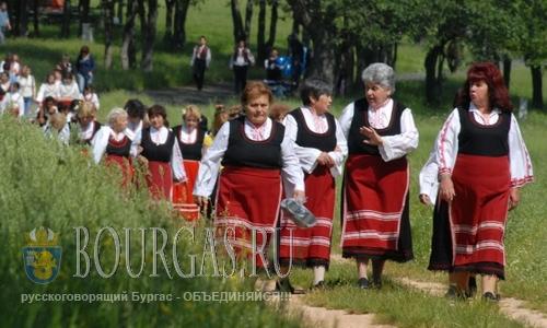В Болгарии стартовал фестиваль весенних цветовВ Болгарии стартовал фестиваль весенних цветов