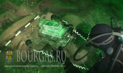 В Добриче займутся подводной археологией