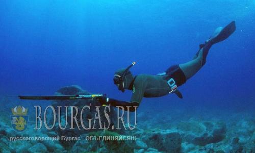 В Каварне пройдет турнир по подводной охоте