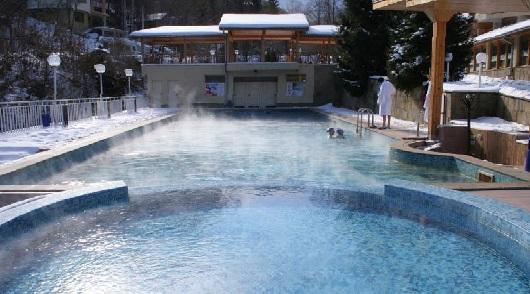 Болгария минеральные источники зимой