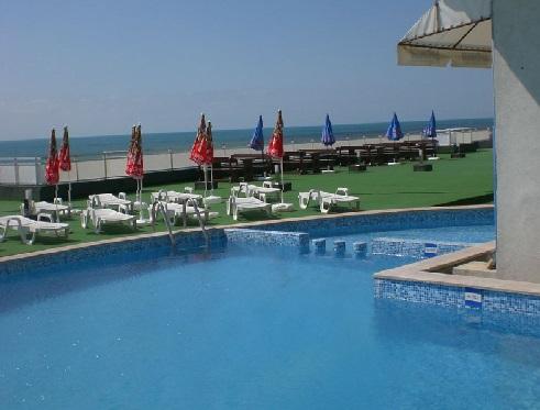 Болгария отель Paraizo Beach бассейн