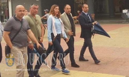 Ангелкова провела внезапную проверку туробъектов на Солнечном Берегу