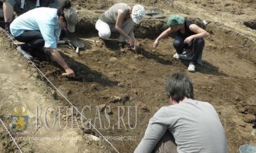 Археологи в Шумене вышли в поля