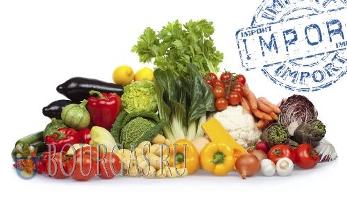 Болгария не развивает овощеводство и садоводство