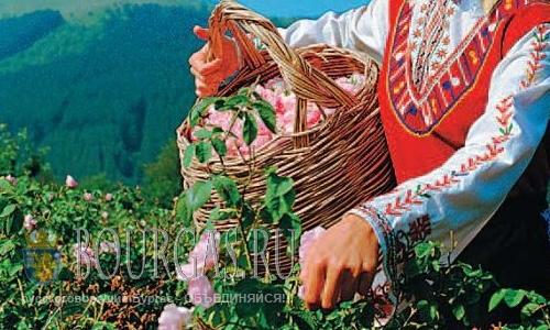 Фестиваль Болгарской Розы в Казанлыке