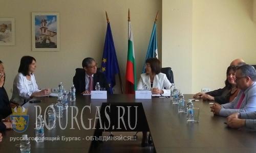 Китайцы интересуются винодельческой отраслью в Болгарии