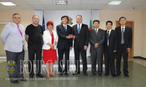 Китайская компания JAC Motors в Болгарии