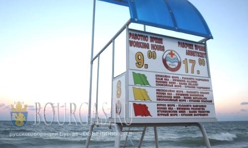 Медики начали свою работу на пляжах Варны