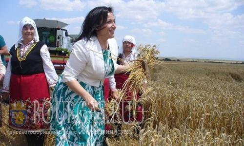 министр сельского хозяйства Болгарии, Даниела Танева
